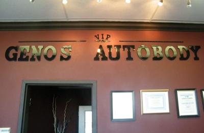VIP Geno's Auto Body - Antioch, CA