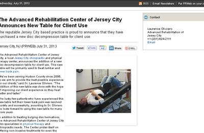 Advanced Rehabilitation of Jersey City - Jersey City, NJ
