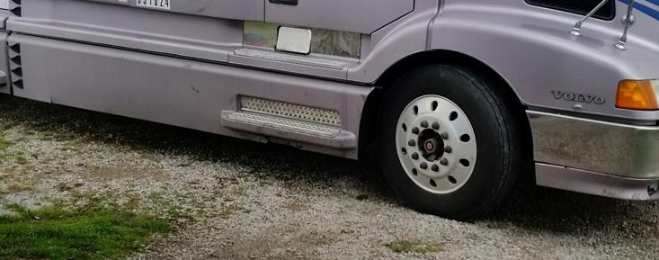2003 Volvo semi