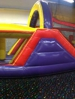 40ft. Obstacle course jumper for rent in Moreno Valley Riverside Party Rental, jumpers in Menifee Murrieta Party Rentals, disney jumpers