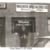 Washer Specialties Co