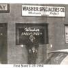 Washer Specialties