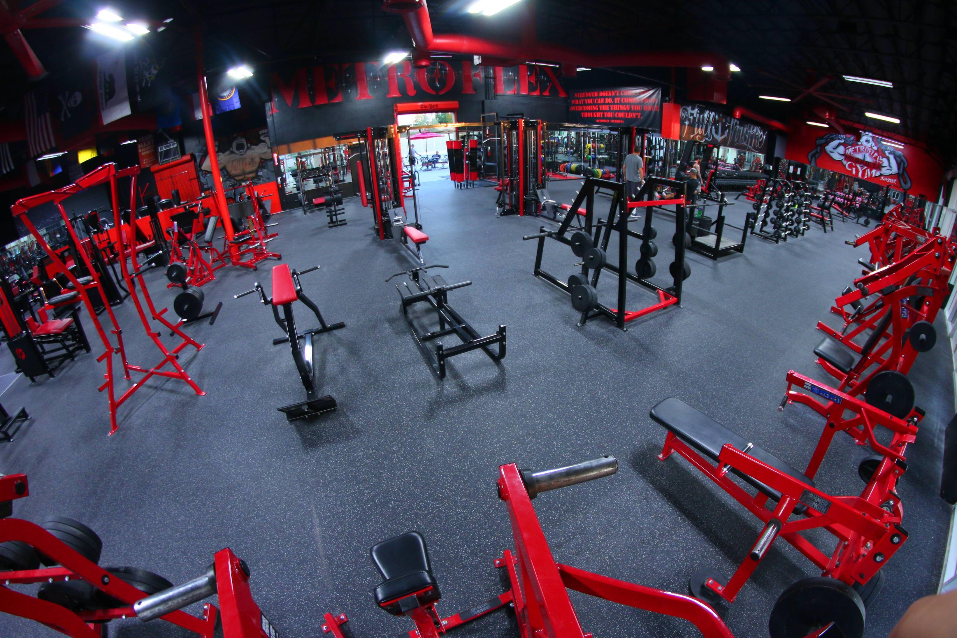 Metroflex Gym Murrieta 39745 Avenida Acacias Murrieta Ca