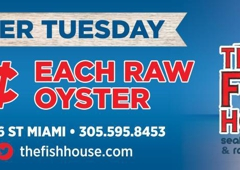 The Fish House - Miami, FL