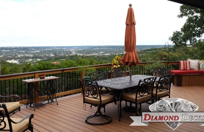 Diamond Decks - San Antonio, TX