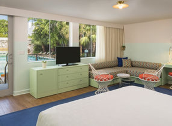The Hall South Beach - Miami Beach, FL