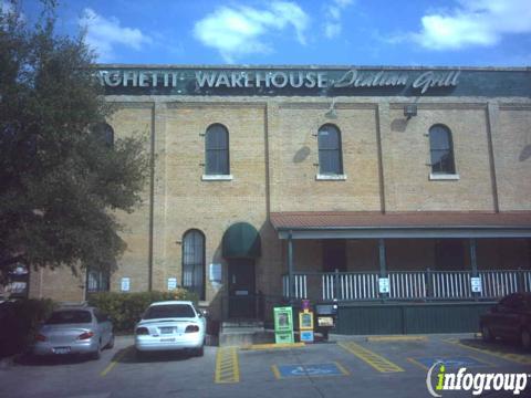 The Spaghetti Warehouse 1226 E Houston St San Antonio Tx