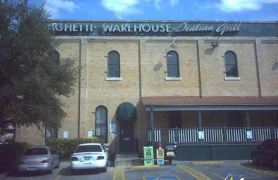 The Spaghetti Warehouse - San Antonio, TX