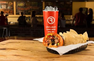 Freebirds World Burrito - Beaumont, TX