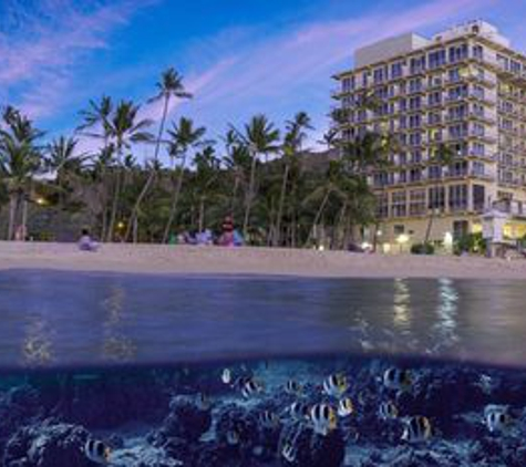 The New Otani Kaimana Beach Hotel - Honolulu, HI