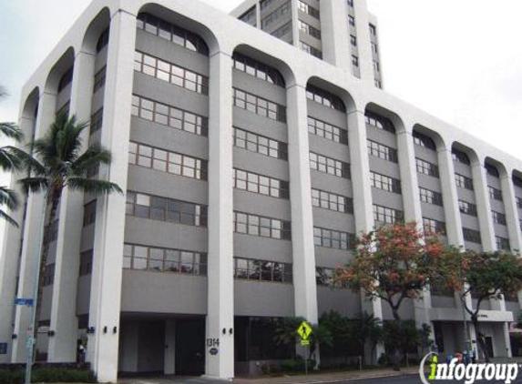 Aisen Chiryo Doin Inc - Honolulu, HI