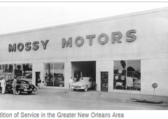 Mossy Motors - New Orleans, LA