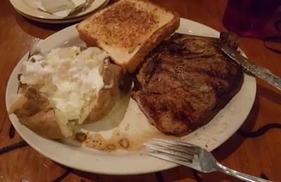 Cimarron Steak House 201 N Meridian Ave Oklahoma City Ok
