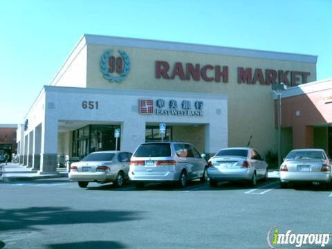 99 Ranch Market 651 N Euclid St Anaheim CA 92801