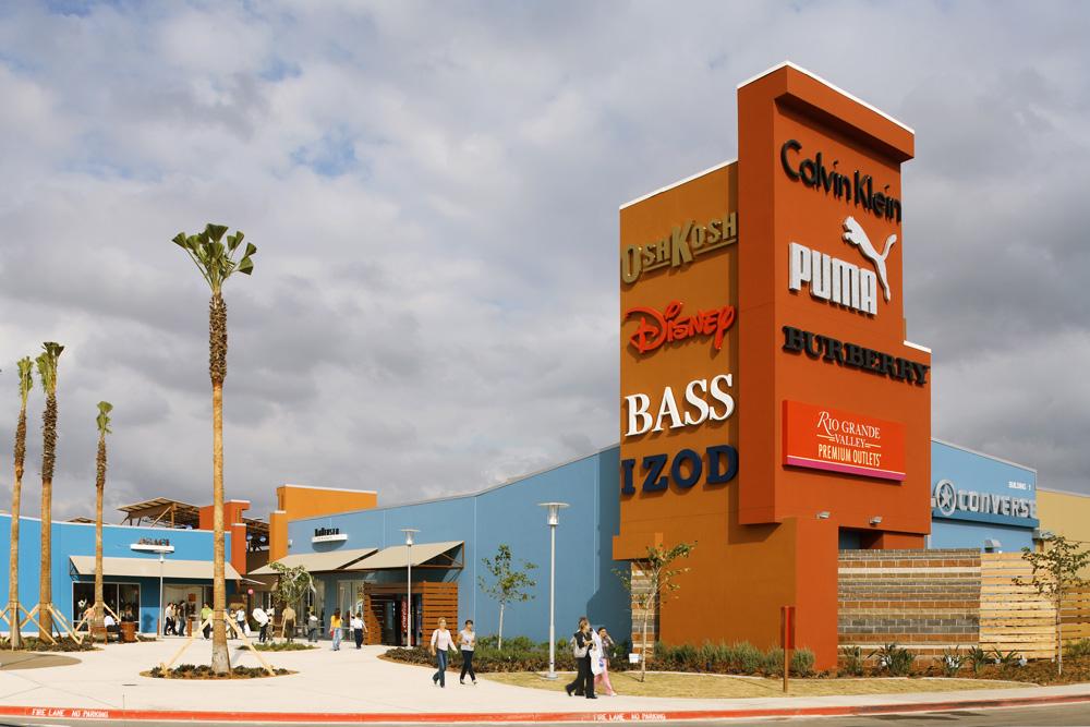 Rio Grande Valley Premium Outlets 5001 E Expressway 83 ...