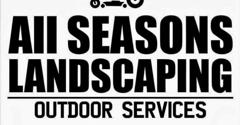 All Seasons Landscaping LLC. - Gadsden, AL