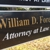 William D Fore, PA