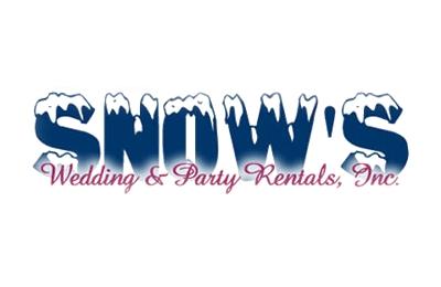 Snow's Wedding & Party Rentals - Redding, CA