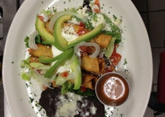 Tequilana Mexican Restaurant - Mauldin, SC. This is the brisket Flautas����