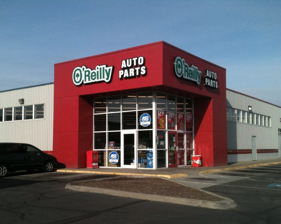 O 39 reilly auto parts 1216 s 1st st yakima wa 98901 for General motors parts online discount code
