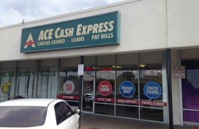 ACE Cash Express - Irving, TX