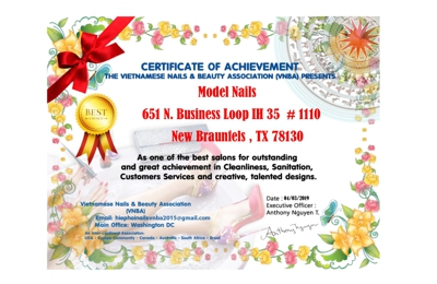 Model Nails - New Braunfels, TX