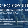 Geoo Grout Ground Modification