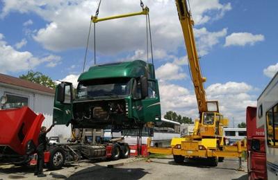 Ten Speed Truck Repair - Orient, OH