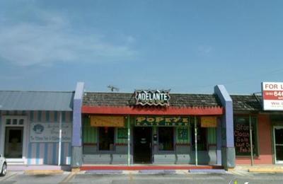 Adelante Mexican Food - San Antonio, TX