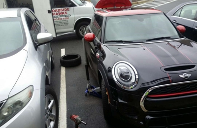 24 Hour Roadside Hawks Traveling Tire Shop - Atlanta, GA