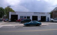 Vic's Service Station