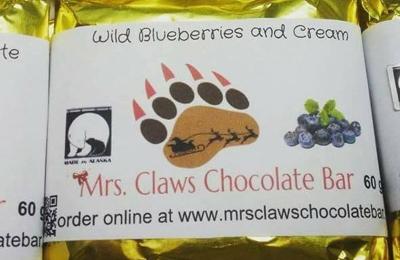 Mrs. Claws Chocolate Bar - Fairbanks, AK