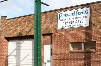 Proudfoot Plumbing Heating & Air - West Homestead, PA