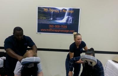 MD Therapy & Massage - Tacoma, WA