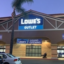 Lowe's Outlet Store