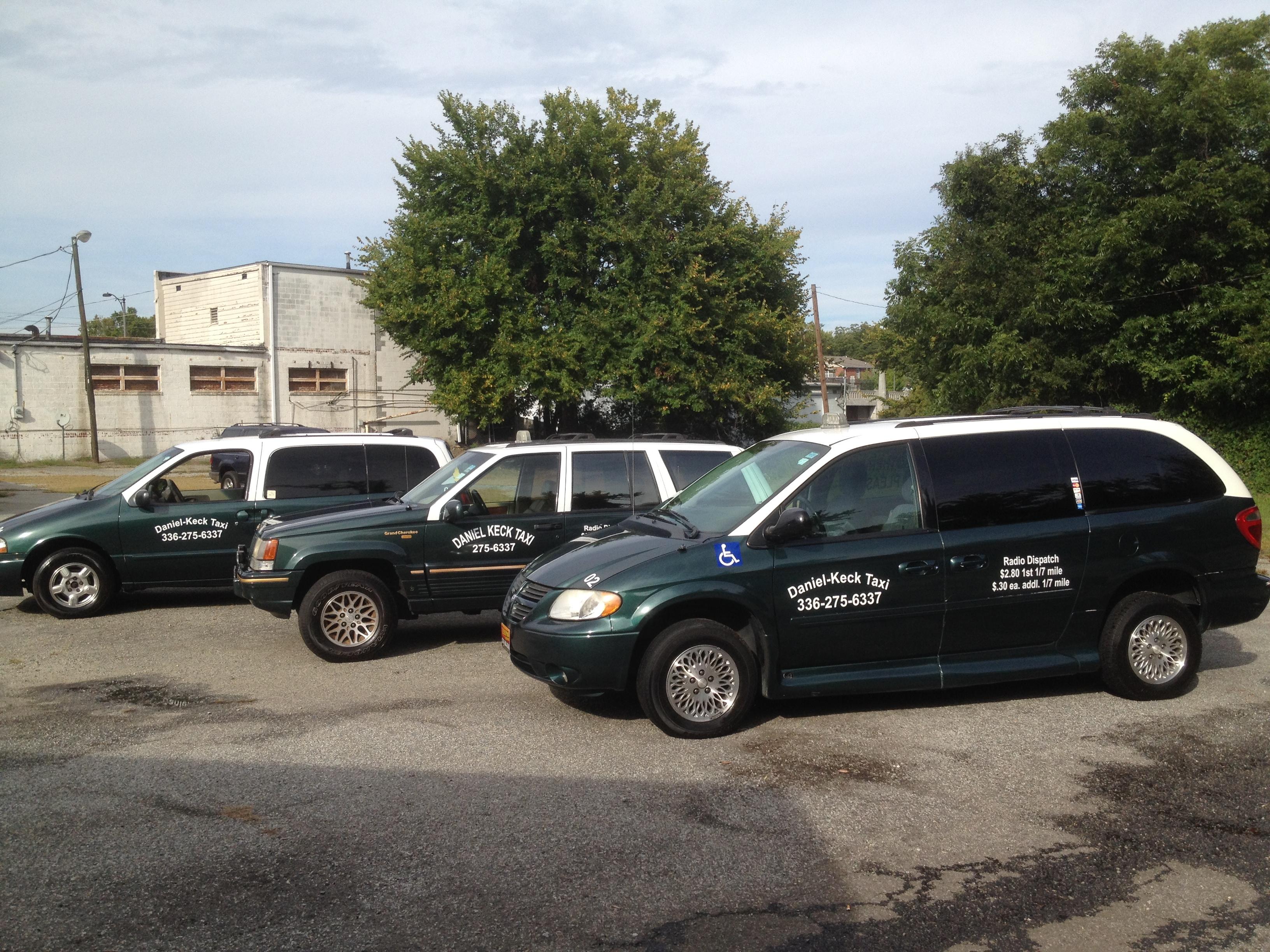 Taxi Greensboro Nc >> Daniel Keck Taxi Co 111 S Booker St Greensboro Nc 27401 Yp Com