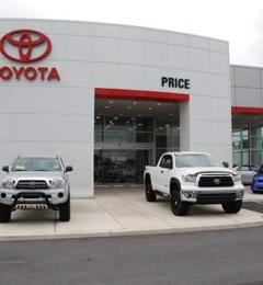Price Toyota Scion   New Castle, DE