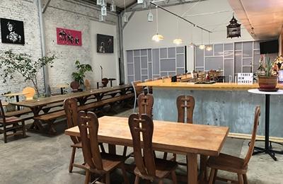 Carmo Cafe - New Orleans, LA
