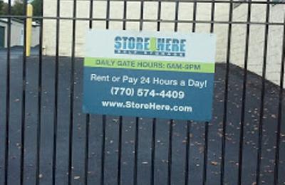 Store Here Self Storage   Stockbridge, GA