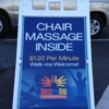 Seize The Day Chair Massage