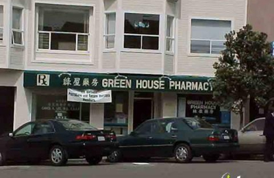 Green House Pharmacy - San Francisco, CA