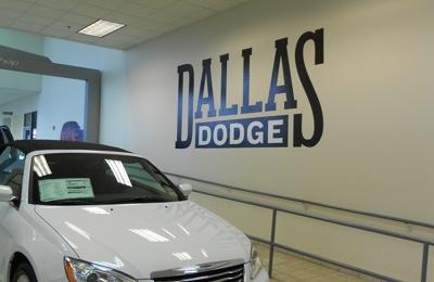 Dallas Dodge Chrysler Jeep Ram - Dallas, TX