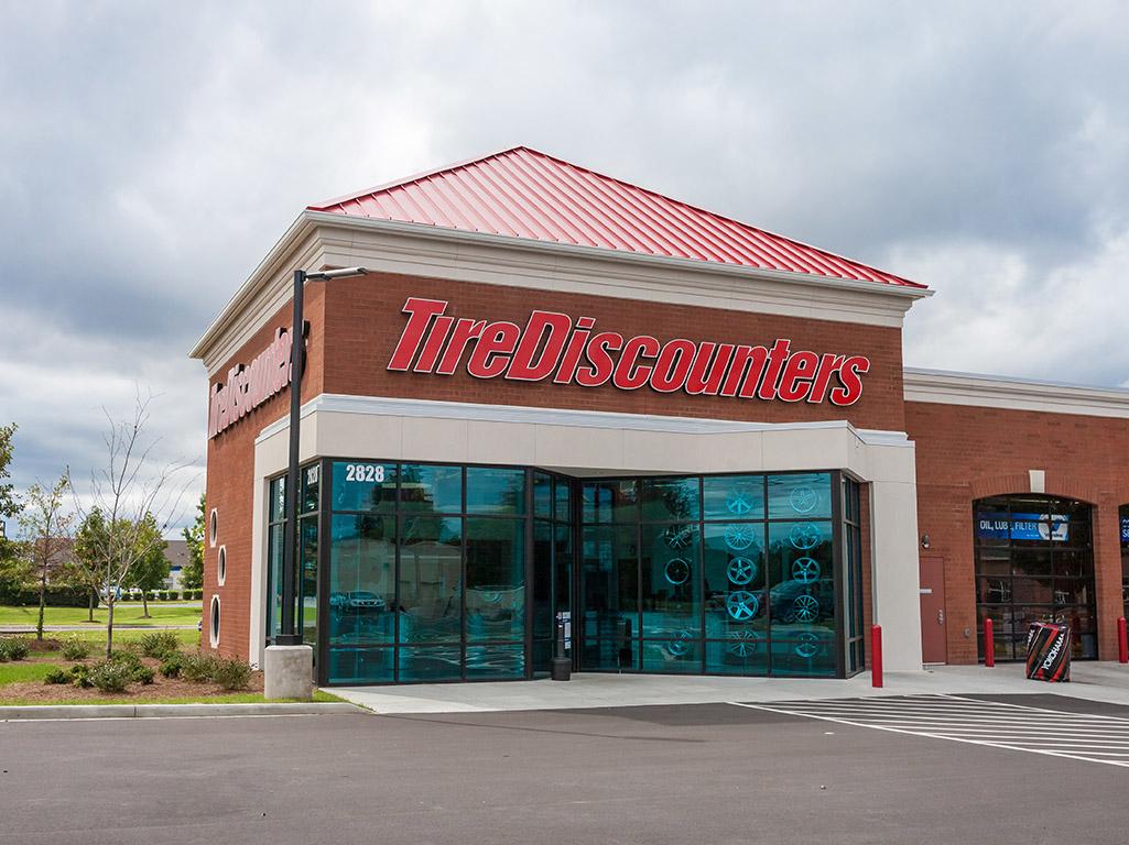Tire Discounters 2828 S Church St Murfreesboro Tn 37127 Yp Com