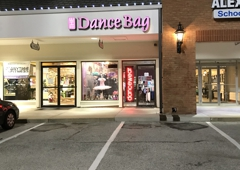 Dance Bag The - Chesterfield, MO. Store front from parking lot