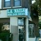 L A Nails - Washington, DC