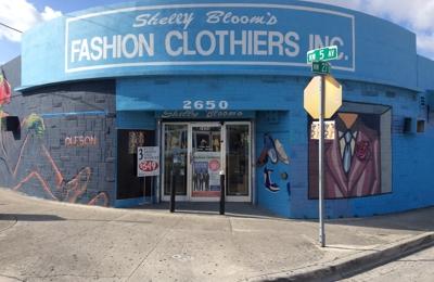 Shelly Bloom's Fashion Clothie - Miami, FL
