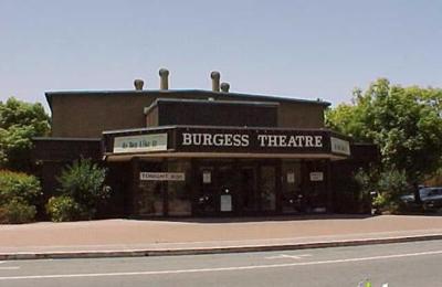 Burgess Theater - Menlo Park, CA