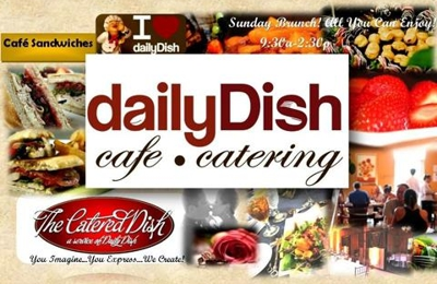 Daily Dish Events & Catering Nashville - Franklin, TN