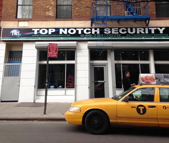 Top Notch Locksmith & Security - New York, NY