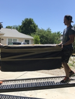 Our professional movers will pack all yourbelongings very carefully!